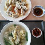 港式水餃、香煎水餃、XO醬、水餃汁